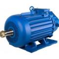 Крановый двигатель MTKF асинхронный с ротором