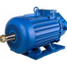 Крановый электродвигатель асинхронный с короткозамкнутым ротором серии МТКФ